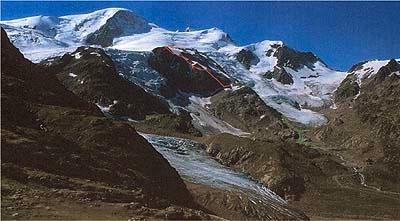 Klettersteig Tierbergli : Jungfrau zeitung von umpol zur tierberglihütte klettern