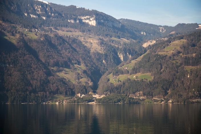 Das am Thunersee gelegene Sundlauenen will nicht mehr zu Beatenberg, sondern zu Unterseen gehören. Einer der Knackpunkte dabei ist die Finanzierung der aktuell laufenden Verbauung des Sundgrabens.