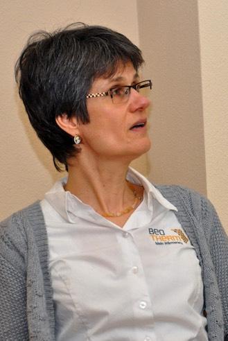 Katrin Fischer hat jahrelange Erfahrung in der Planung von Wärmeverbund-Netzwerken. - gosimg10AT014901ec805180b30000120132ns