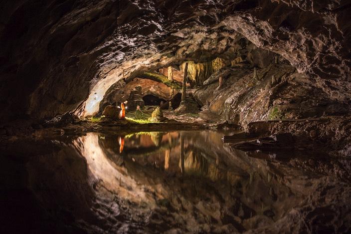 Die Beatushöhlen sind täglich von 9.30 bis 17.00 Uhr geöffnet.