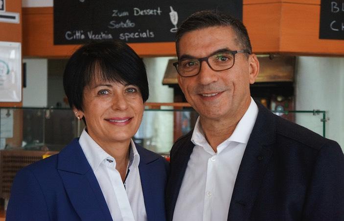 Nach zwanzig Jahren übergeben Rinaldo und Teresa Lussu ihr Ristorante & Pizzeria Città Vecchia beim Unterseener Stadthausplatz in neue Hände.