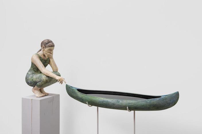 Cassaforma in calcestruzzo e acqua - Peter Bachmann.