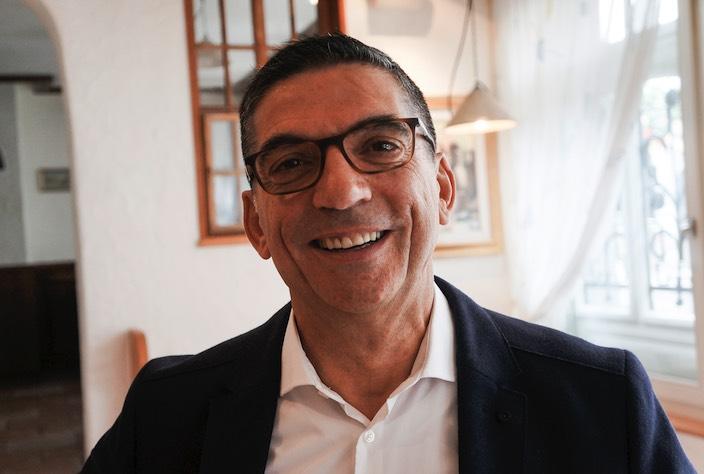 Der gebürtige Sarde Rinaldo Lussu (63) liebt es, Gastgeber zu sein. Das Città Vecchia sieht er als sein Lebenswerk.