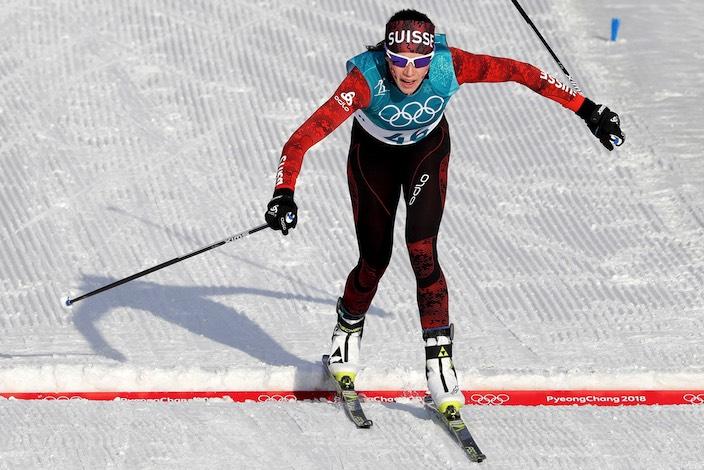 Olympia: Langläuferin Stadlober wieder in Top Ten