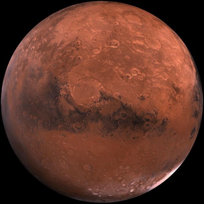 Arabische Emirate schicken Sonde zum Mars