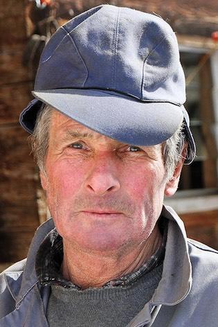 Martin Leuthold (64), Landwirt aus Boden (Gemeinde Guttannen). - gosimg10LL013b01d9809980b3000012014hhx