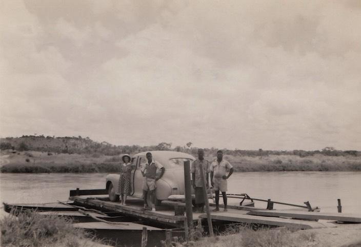 Eric Hürners Vater, Hans, suchte sein Glück nach dem zweiten Weltkrieg in Afrika. Dort gründete er schliesslich auch die Familie.