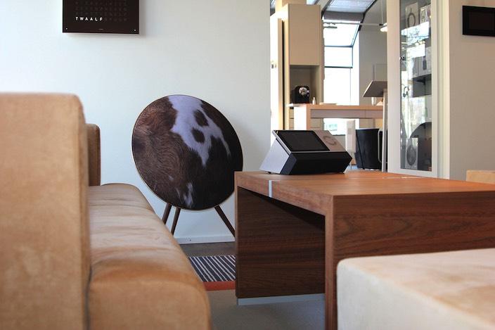 Im Zentrum der Media-Line-Läden stehen nach wie vor die Multiroom-Systeme der Firma Bang & Olufsen.