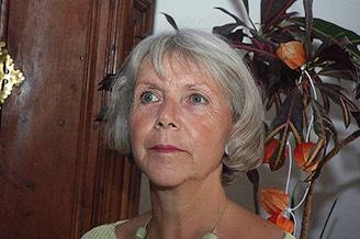 Kreisrichterin Margrit Keller von der Grünen Freien Liste. - gosimg10PA014800da668080b3000012010gx0