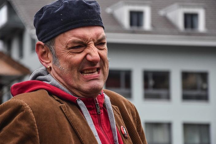 Martin Niedermann ist Mitbegründer und engagiertes OK-Mitglied des Jungfrau Erzählfestival in Interlaken.