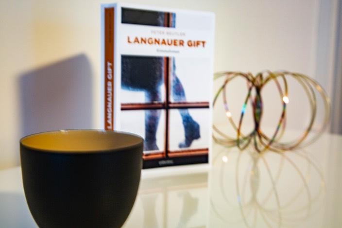 «Langnauer Gift» heisst das neue Buch von Peter Beutler.