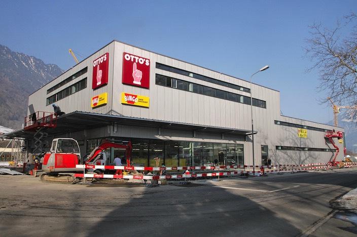 Jungfrau Zeitung Ottos Eröffnet Neubau In Interlaken