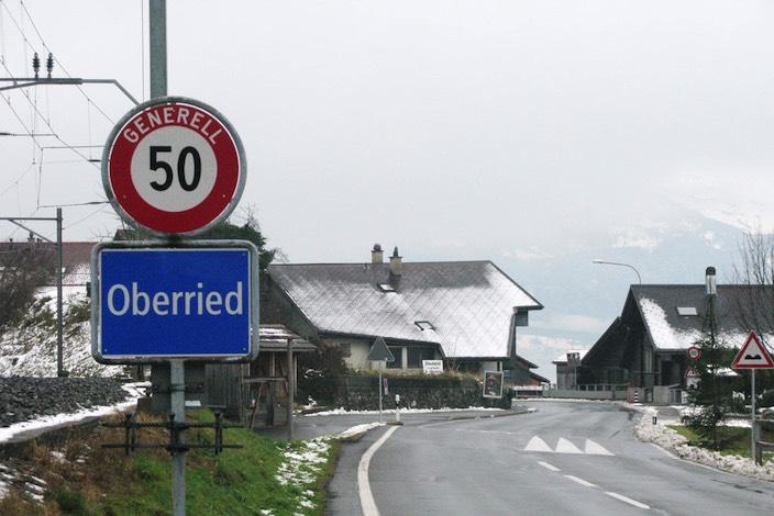 Das Abwasser aus Oberried wird künftig in Interlaken gereinigt.