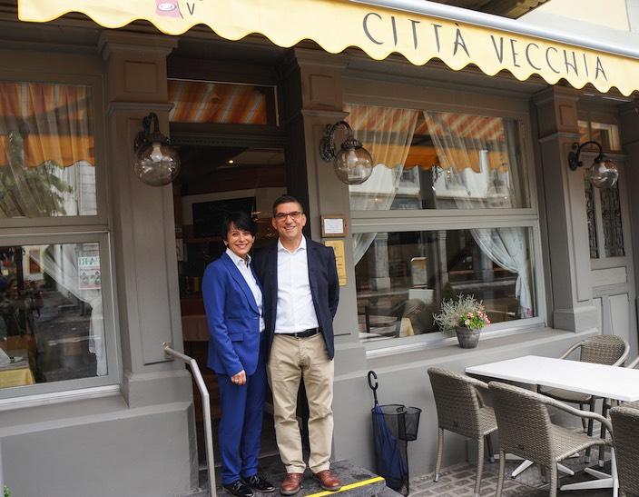 Die herzliche Art und die Qualität sollen auch nach Lussus Abschied im Città Vecchia erhalten bleiben.