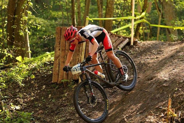 Beendete das Rennen in Heubach auf Rang elf: Nils Brun.