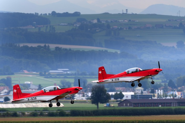 Pilot der abgestürzten PC-7 am Schreckhorn tot gefunden