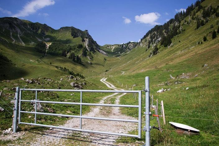 Mit dem Regierungsrat auf der Alp