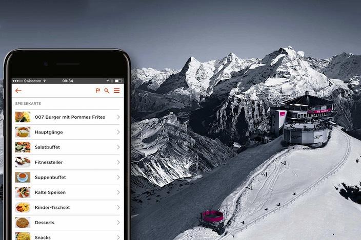 Die Menu App soll die Laufwege für die Mitarbeiter minimieren und so für mehr qualitative Zeit für die Gäste sorgen.