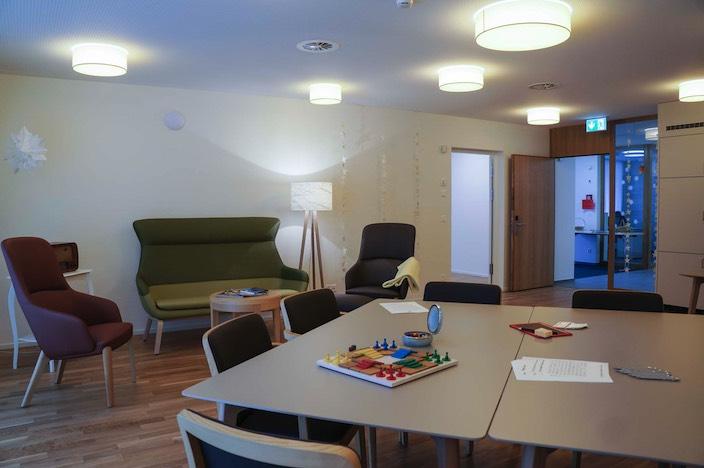 Jungfrau Zeitung Zentrum Artos Eroffnet Demenzabteilung