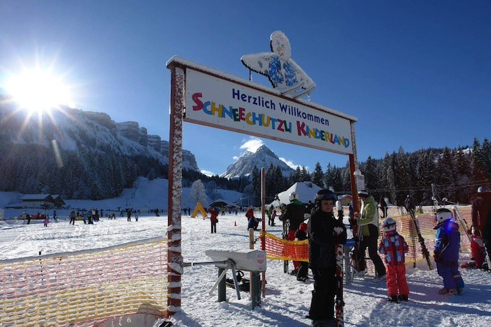 Der Snowpark Eriz erstrahlt in Weiss. «Wir hatten seit mindestens fünf Jahren nicht mehr so viele Skitage», sagt Thomas Reusser, Verwaltungsratspräsident des Snowparks.