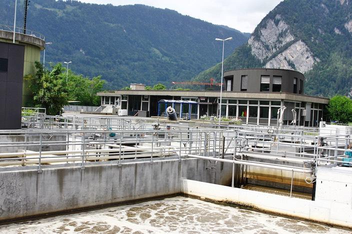 Die ARA Interlaken wird künftig auch das Wasser der ehemaligen Anlage Wang reinigen. Gegen ein entsprechendes Baugesuch für eine Rohrleitung ging bei der Gemeinde Beatenberg keine Einsprache ein.